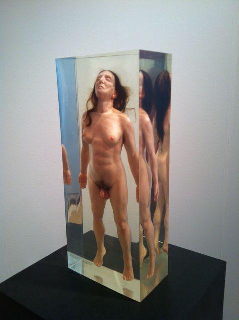 embalmed figure