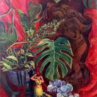 Sensual Still Life, oil on canvas, 40x30