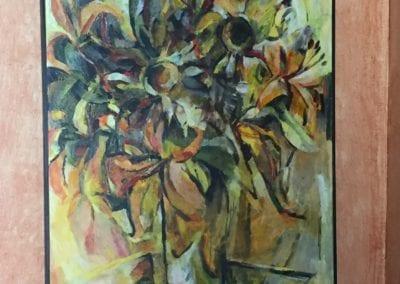 Cubist Bouquet