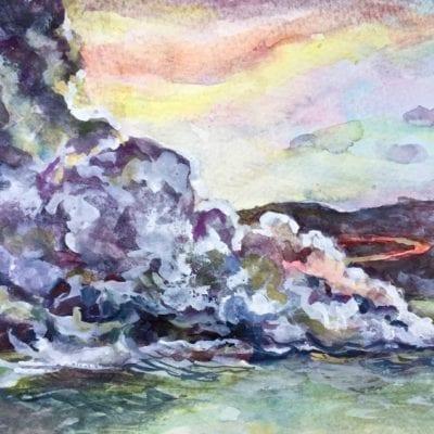 Ocean Entry