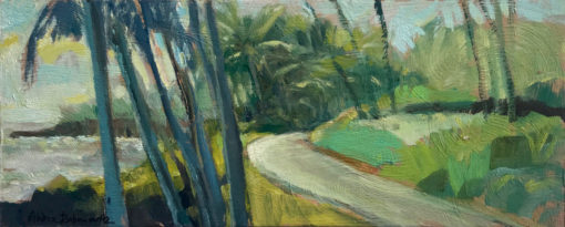 Image of a Painting titled Going Green