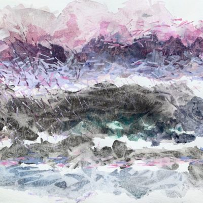 Squall watercolor image
