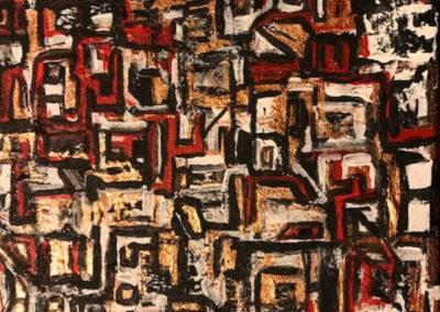 Barbara Klein texture