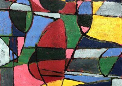 John Ballantine underlying shapes