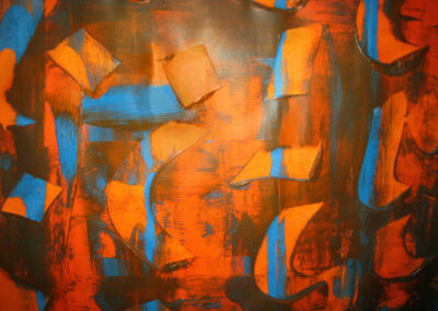 Kieran Hyland: complementary colors