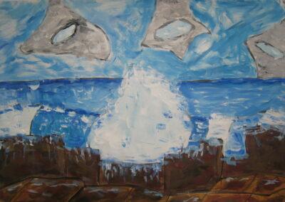 Kieran Hyland underlying shapes