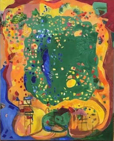 Susan Taylor large underlying shapes
