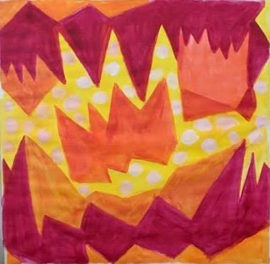Susan Taylor: warm palette