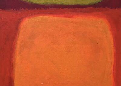 John Ballantine color field